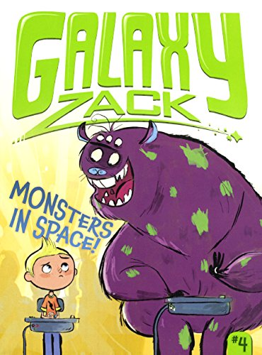 Download Monsters In Space! (Turtleback School & Library Binding Edition) (Galaxy Zack) ebook