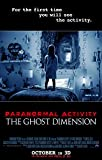 Paranormal Activity: The Ghost Dimension Movie Poster 27 x 40 Style A 2015 Unframed