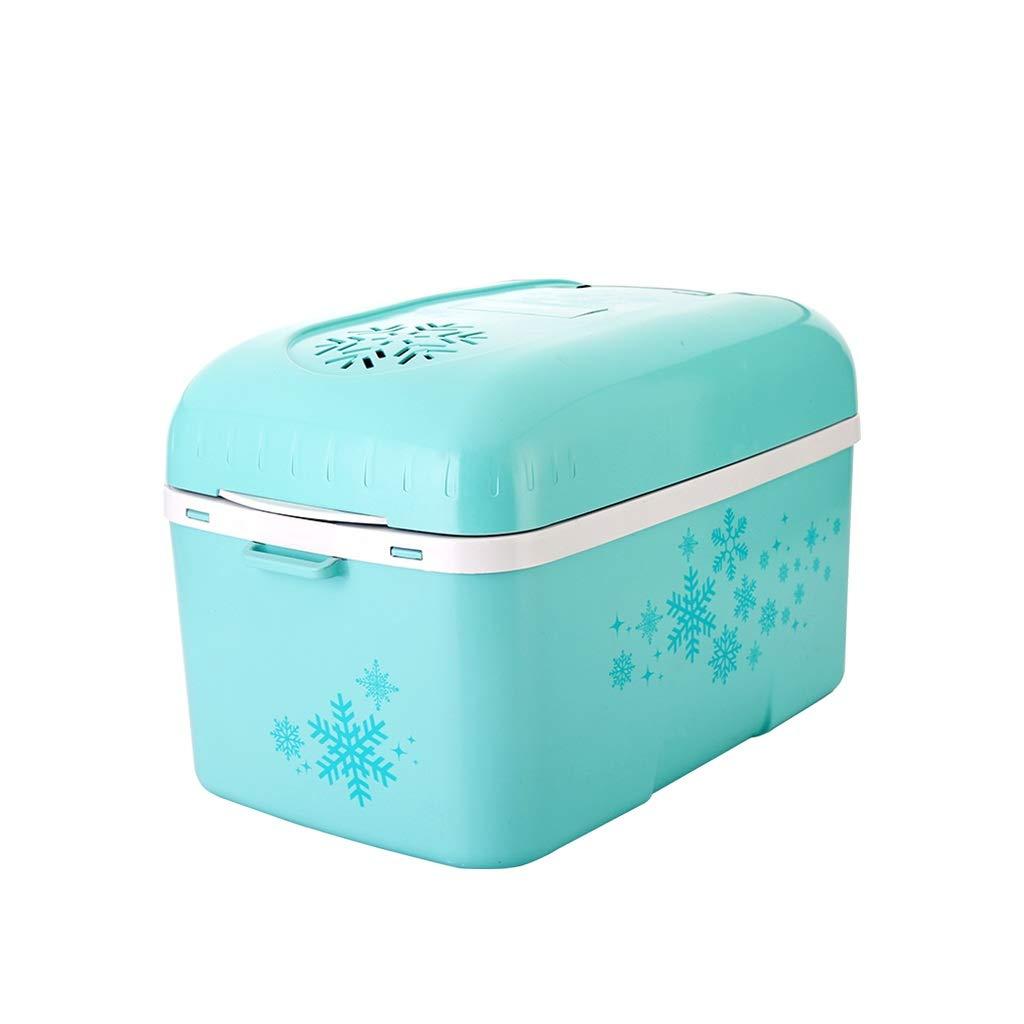 車の冷蔵庫 - 家庭用ドミトリーカーユーザー6.2L小型28デシベル低ノイズポータブル小型冷蔵庫   B07S793BL1