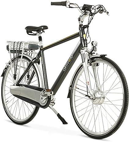 Saller eluxe – de aluminio bicicleta eléctrica, hombre, batería ...