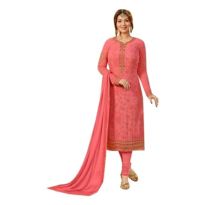 ETHNIC EMPORIUM Bollywood Salwar Traje de Boda Traje Punjabi ...