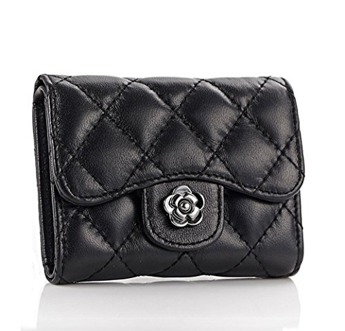 quilted small wallet - 4