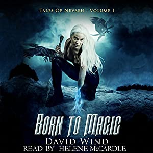 Born to Magic Audiobook