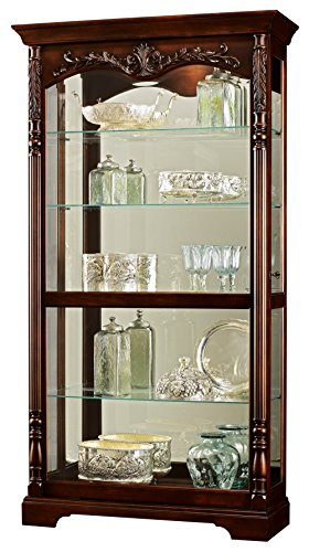 - Howard Miller 680-497 Felicia Curio Cabinet by