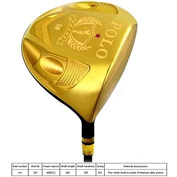 Yuahwyehe Golfistas Putters para Aleación De Titanio ...