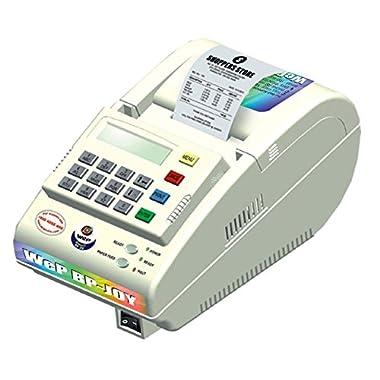 Wep India BP JOY Billing Printer, 2-inch, 700 Item Capacity (White) 6
