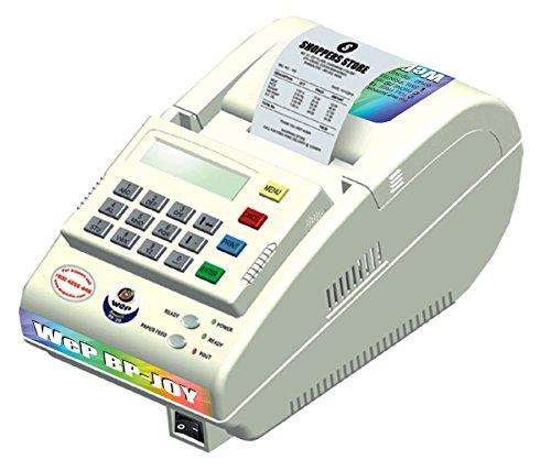 Wep India BP JOY Billing Printer, 2-inch, 700 Item Capacity (White) 1