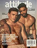 Attitude Magazine No. 314, September 2019 | Gus Kenworthy and Met Laith
