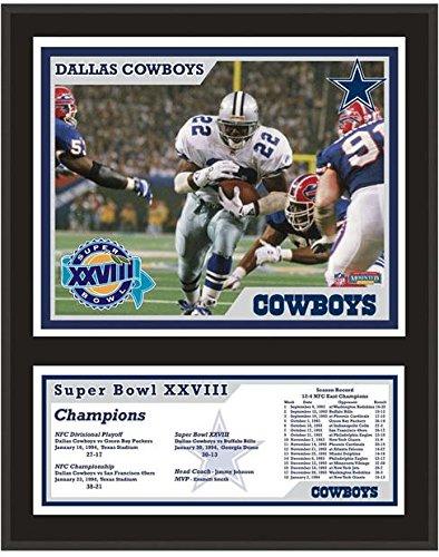 Super Bowl Plaque - 6