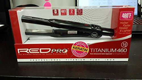 RED PRO TITANIUM 460 Flat Iron 1/2