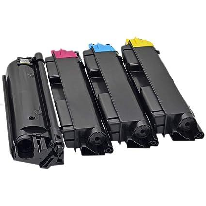 Adecuado para Kyocera TK-583 Caja de polvo compatible con el ...