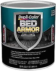 Dupli-Color BAQ2010 Bed Armor DIY Truck Bed Liner with Kevlar Bed Armor - Quart