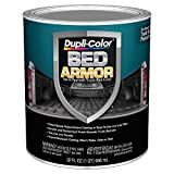 Dupli-Color BAQ2010 Bed Armor DIY Truck Bed Liner with Kevlar Bed Armor - Quart