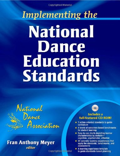 Implementing the National Dance Education Standards