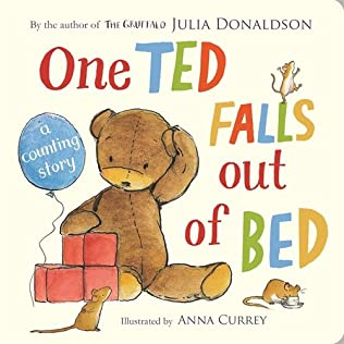 book cover of One Ted Falls Out of Bed