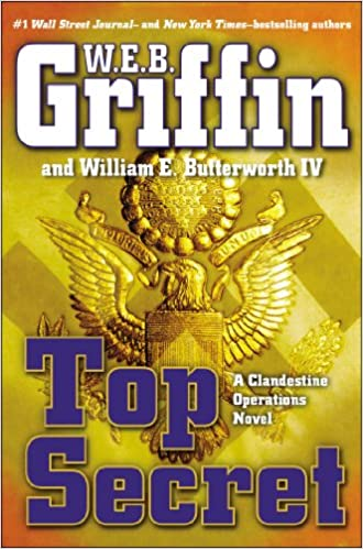 Top Secret (Clandestine Operations Novels)