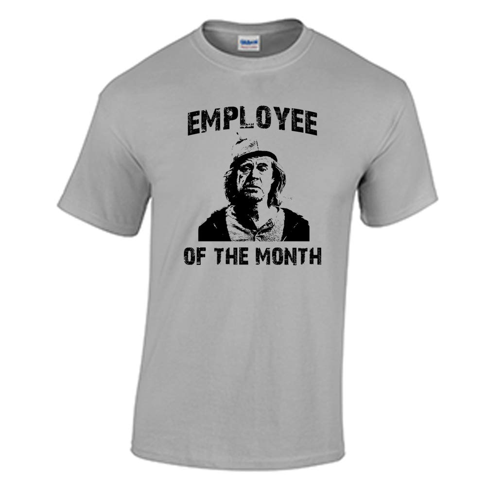 Frank Gallagher Employee Of The Month T Shirt Funny Shameless Fan Inspired Tee