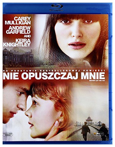 Never Let Me Go [Blu-Ray] (English audio. English subtitles)