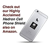 5G Cert EMF Protection and Energy Field Enhancement Device - Patent Pending Premium Radiation Shield, Be Safe and Function Optimally Wherever You are. Scientifically