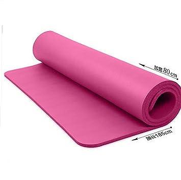 Olici MDRW-Amantes del Yoga Yoga Pilates Mat Engrosamiento ...