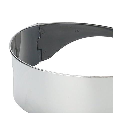 Sharplace Gafas de Sol de Robot Plata Met/álicas Favores de Fiesta Disfraces Cosplay Photo Props