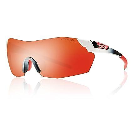 7d4e2d06e0626 Amazon.com  Smith Optics Pivlock V2 Max Sunglass with Red Sol-X ...