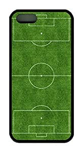 The Soccer Playground Theme Iphone 4s Case TPU Material