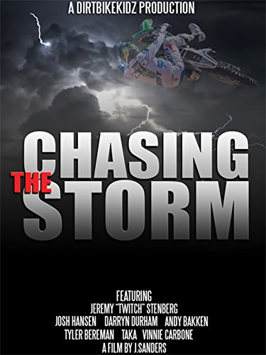 Riding Dirt Bike - Chasing The Storm