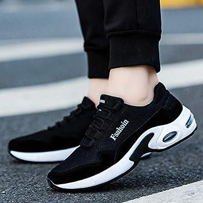 de011c995bfbf Amazon.com : NANXIEHO Autumn and Winter Men's Shoes Breathable Sport ...