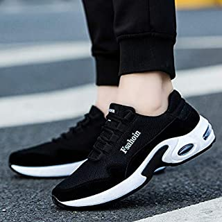 NANXIEHO Autumn And Winter Men'S Shoes Breathable Sport Leisure Shoesmen Run Flying Weaving Net Shoes Trend Student