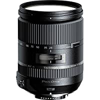 Tamron AFA010N700 28-300mm F/3.5-6.3 Di VC PZD IS Zoom Lens for Nikon (FX) Cameras Bulk package - International Version -