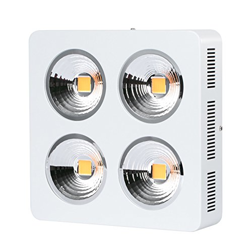 Roleadro 800W-S Full Spectrum LED Grow Light for Veg and Flowering