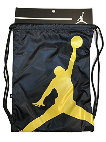 info for e8dc3 fe186 Nike Air Jordan Jumpman ISO Gym Sack (Anthracite) - Buy Online in ...