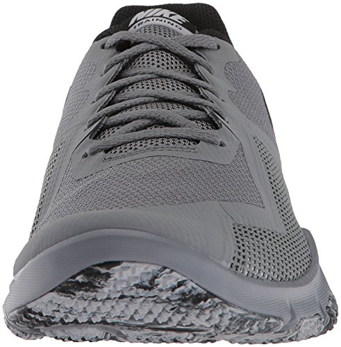 Grey spee Homme Chaussures Nike Multicolore de Control II Cool Compétition Flex Black 016 Running 7wFvq1R