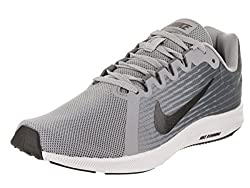 Nike Womens Wmns Downshifter 8 Wolf Grey Mtlc Dark Grey Black Size 9