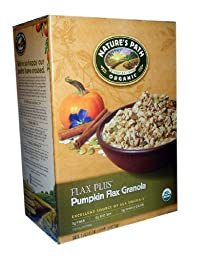 Nature\'s Path Organic Pumpkin Flax Plus Granola, 35.3 Ounce