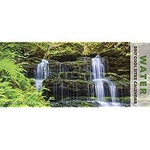 Water 2017 Panoramic Wall Calendar