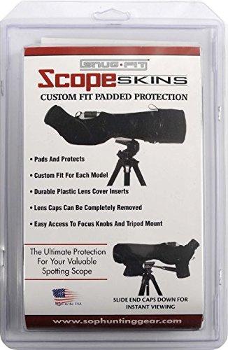 Snug Fit Spotting Scope Skin Swarovski 80 mm Angled