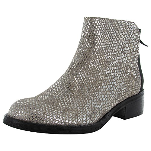 Gentle Souls by Kenneth Cole Women's Pod Pie Ankle Boot,Silver,7 US/7 M US ()