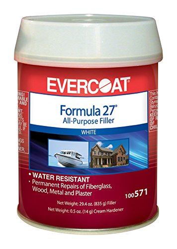 Formula 27 Filler - Evercoat 100571 1 Pint Formula 27 All Purpose Filler