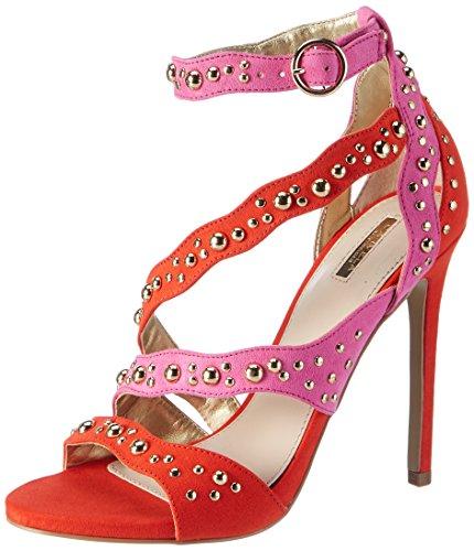 Carvela Damen Gladly Np Peeptoe Pumps Rot (RED COMB)