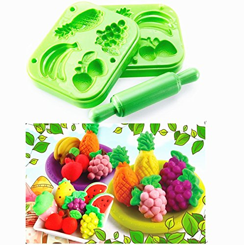 tech-p-creative-life-3d-play-dough-clay-modeling-tools-for-kids-fruit-set
