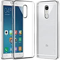 Aasom Ultra Thin Redmi Note 4 Back Cover Case [Transparent]