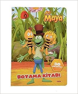 Ari Maya Boyama Kitabi Kolektif 9786050921359 Amazon Com Books