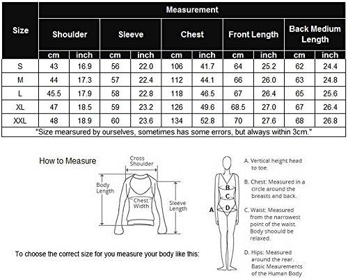 Femmes Vrac Pattern Imperméable Longues Ceanfly En Manteau Manches Décontractés Vêtements L'eau À qBZnnTFWd