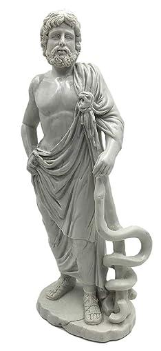 Asclepius Greek God of Medicine Epidaurus – Statue