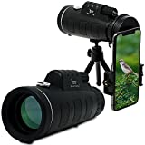 FLBTY Night Vision Binoculars Binoculars 46X60 HD Cell Phone Telescope