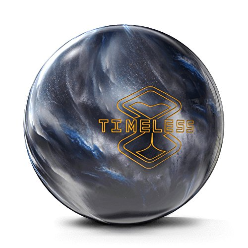 Storm Timeless Bowling Ball- Blue/Platinum/Black (15lbs)