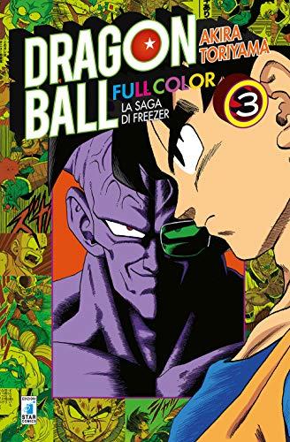 La saga di Freezer. Dragon Ball full color: 3 por Akira Toriyama,M. Riminucci,Yupa