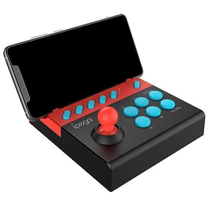 Amazon com: Libison Gamepad, PG-9136 Arcade Joystick